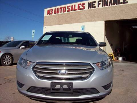 2013 Ford Taurus for sale in El Paso, TX