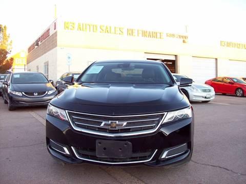 2014 Chevrolet Impala for sale in El Paso, TX