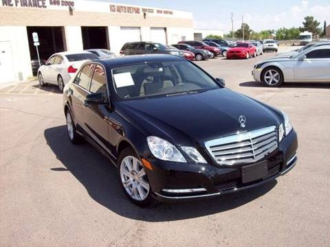 mercedes benz e class for sale in el paso tx