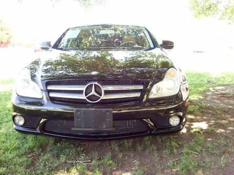 2011 Mercedes-Benz CLS for sale in El Paso, TX