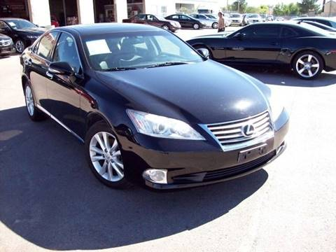2010 Lexus ES 350 for sale in El Paso, TX