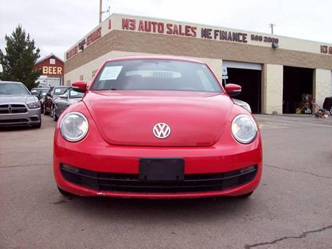 Volkswagen El Paso >> 2012 Volkswagen Beetle For Sale In El Paso Tx