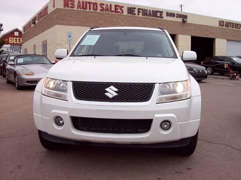2007 Suzuki Grand Vitara for sale in El Paso, TX