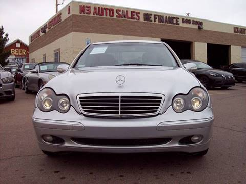 2002 Mercedes Benz C Class For Sale In El Paso, TX