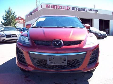 Mazda El Paso >> Used Mazda Cx 7 For Sale In El Paso Tx Carsforsale Com