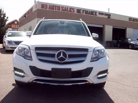 2013 Mercedes-Benz GLK for sale in El Paso, TX