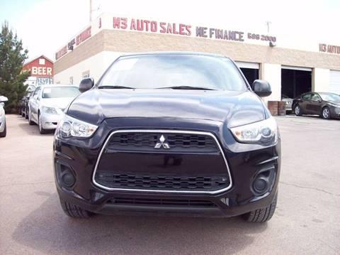 2014 Mitsubishi Outlander Sport for sale in El Paso, TX