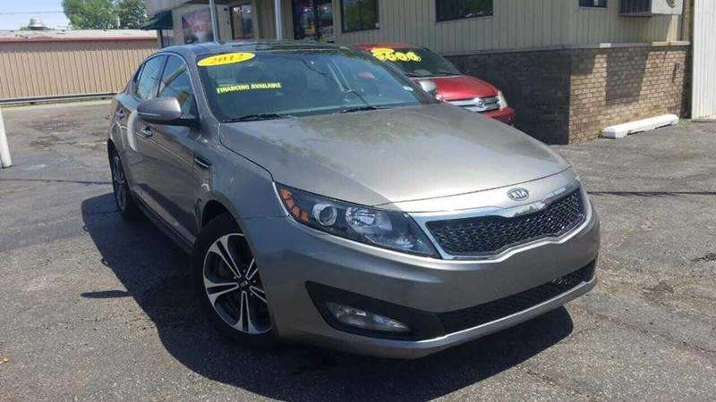 2012 Kia Optima For Sale At Some Auto Sales In Hammond IN