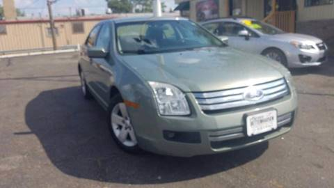 2009 Ford Fusion for sale in Hammond, IN