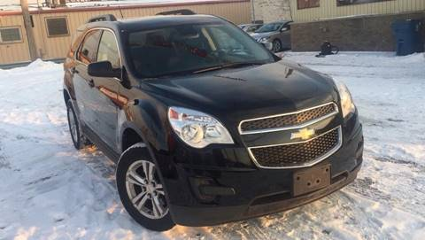 2013 Chevrolet Equinox for sale in Hammond, IN
