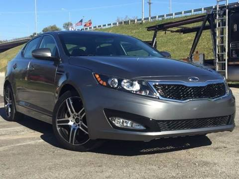 2012 Kia Optima for sale in Hammond, IN