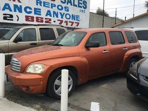 2006 Chevrolet HHR for sale at Sidney Auto Sales in Downey CA