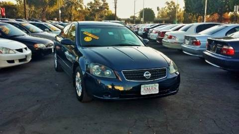 2006 Nissan Altima for sale at Sidney Auto Sales in Downey CA