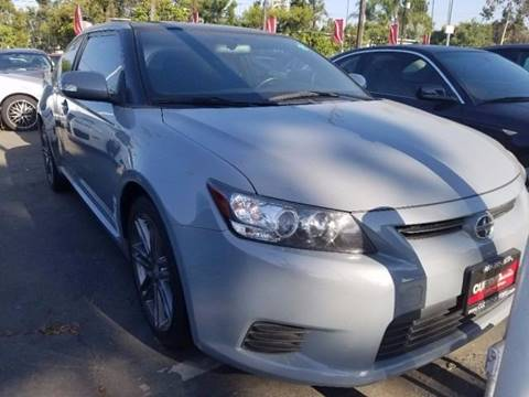 2011 Scion tC for sale at Sidney Auto Sales in Downey CA