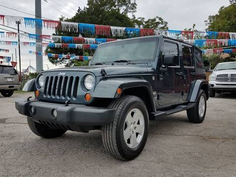 2007 Jeep Wrangler Unlimited for sale in San Antonio, TX