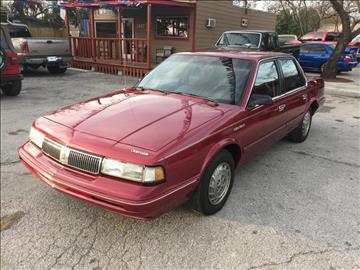 1995 Oldsmobile Ciera for sale in San Antonio, TX