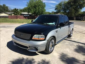 2003 Ford F-150 for sale in San Antonio, TX