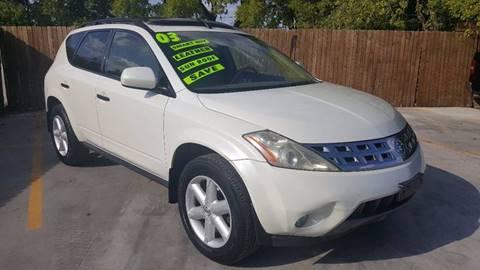 2003 Nissan Murano for sale in Oklahoma City, OK
