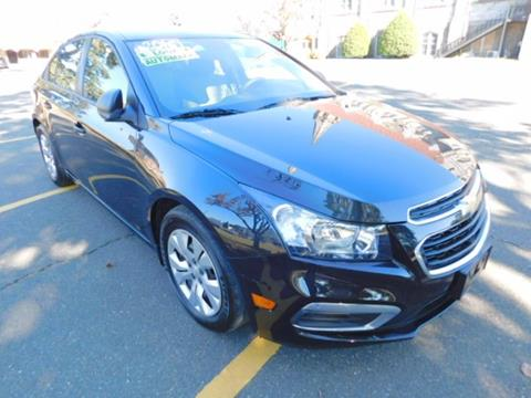 2016 Chevrolet Cruze Limited for sale in Bridgeport, CT
