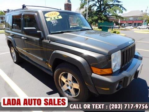 2006 Jeep Commander for sale in Bridgeport, CT