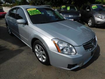 2007 Nissan Maxima for sale in Bridgeport, CT