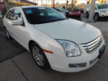 2008 Ford Fusion for sale in Bridgeport, CT
