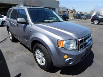 2008 ford escape hybrid for sale in bridgeport ct. Cars Review. Best American Auto & Cars Review