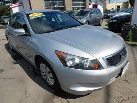 2010 Honda Accord for sale in Bridgeport, CT
