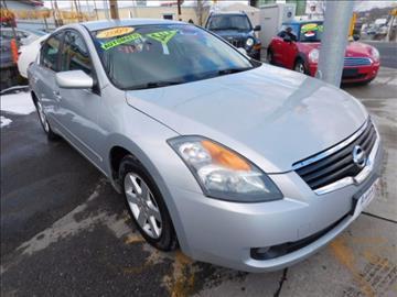 2009 Nissan Altima for sale in Bridgeport, CT