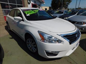 2013 Nissan Altima for sale in Bridgeport, CT