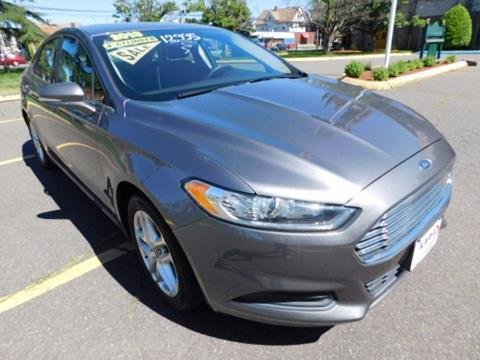 2013 Ford Fusion for sale in Bridgeport, CT