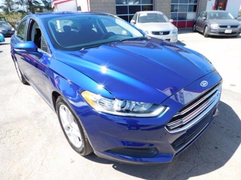 2015 Ford Fusion for sale in Bridgeport, CT