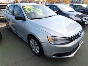 2012 Volkswagen Jetta for sale in Bridgeport, CT