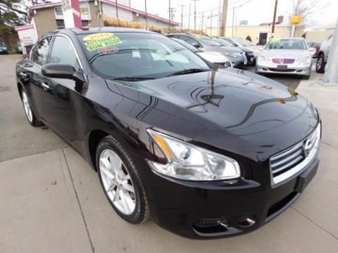 2014 Nissan Maxima for sale in Bridgeport, CT