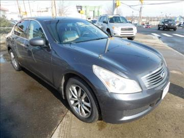 2007 Infiniti G35 for sale in Bridgeport, CT