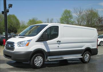2015 Ford Transit Cargo for sale at Percy Bailey Auto Sales Inc in Gardiner ME