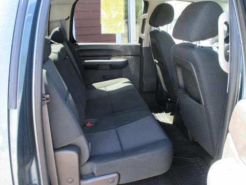 2012 Chevrolet Silverado 1500 for sale at Percy Bailey Auto Sales Inc in Gardiner ME