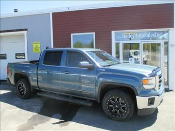 2014 GMC Sierra 1500 for sale at Percy Bailey Auto Sales Inc in Gardiner ME