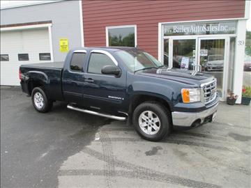 2008 GMC Sierra 1500 for sale at Percy Bailey Auto Sales Inc in Gardiner ME