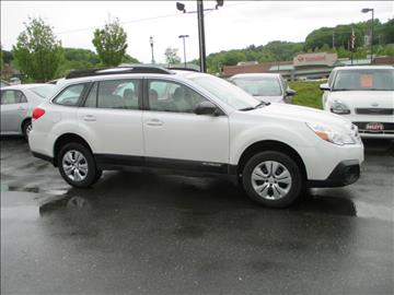 2013 Subaru Outback for sale at Percy Bailey Auto Sales Inc in Gardiner ME