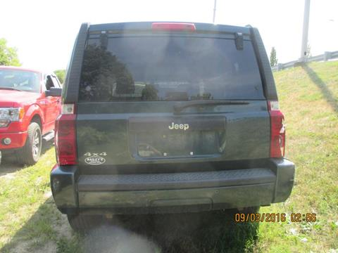 2006 Jeep Commander for sale in Gardiner, ME
