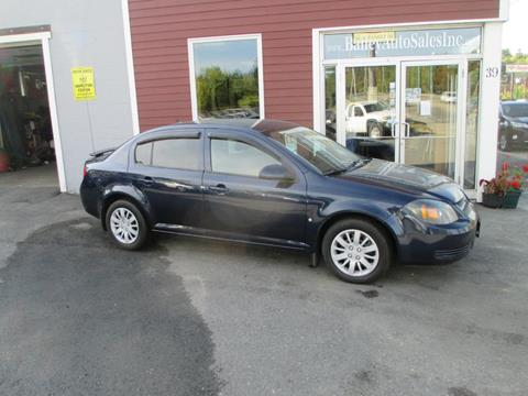 2009 Chevrolet Cobalt for sale at Percy Bailey Auto Sales Inc in Gardiner ME