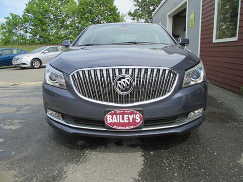 2015 Buick LaCrosse for sale in Gardiner, ME