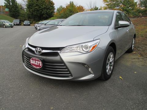 2017 Toyota Camry for sale in Gardiner, ME