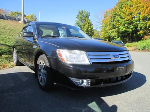 2008 Ford Taurus for sale in Gardiner, ME
