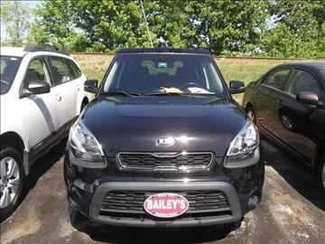 2013 Kia Soul for sale in Gardiner, ME