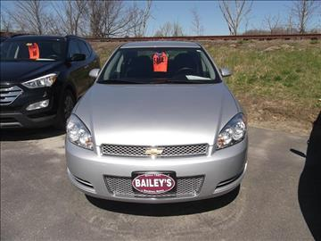 2014 Chevrolet Impala Limited for sale in Gardiner, ME