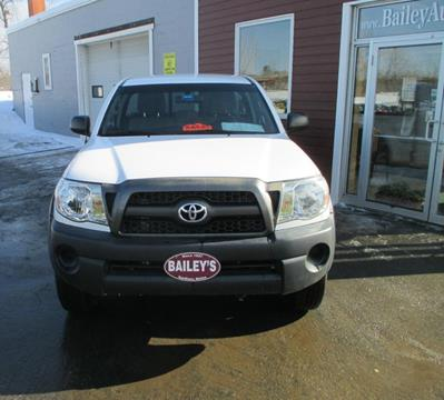 2011 Toyota Tacoma for sale in Gardiner, ME