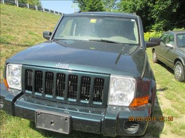 2006 Jeep Commander for sale in Gardiner, ME