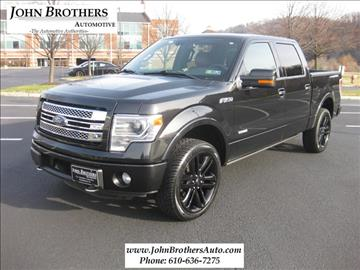 2013 Ford F-150 for sale in Conshohocken, PA